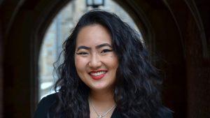 Christina Pao Yale BA/MA 2020, Truman Scholar 2019